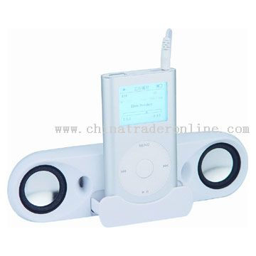 Speaker for iPod from China