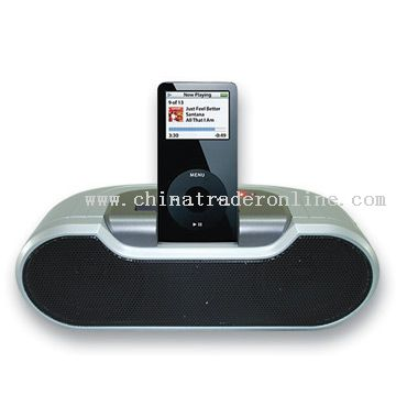 Speaker for iPod