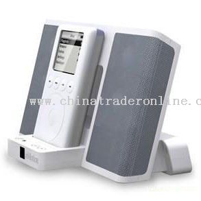 iPod Mini Speaker(Mini Sound Box)