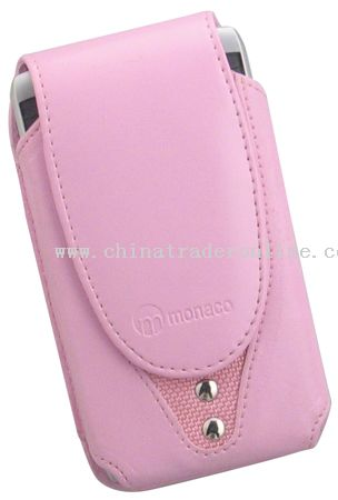 NEW PINK BELT CLIP CASE HOLSTER POUCH FOR APPLE iPHONE