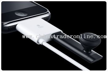 Apple iPhone Bluetooth Travel Cable