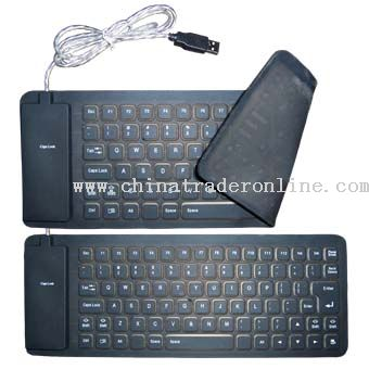Mini Flexible Keyboard