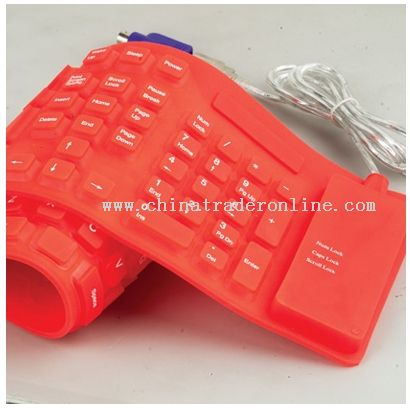 Silicone Flexible Keyboard