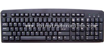 Standard keyboard