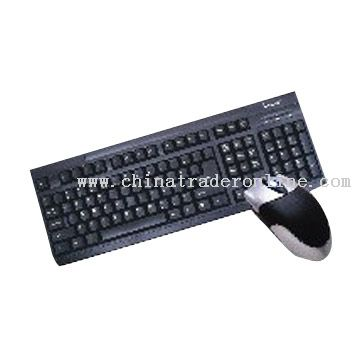 Standard Wired Keyboard