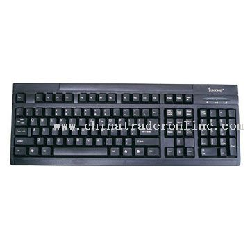 Wired Standard Keyboard