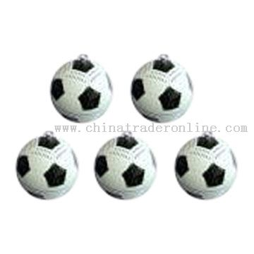 Football Shape MP3 Players