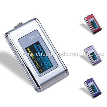MP3 Player with FM radio  from China
