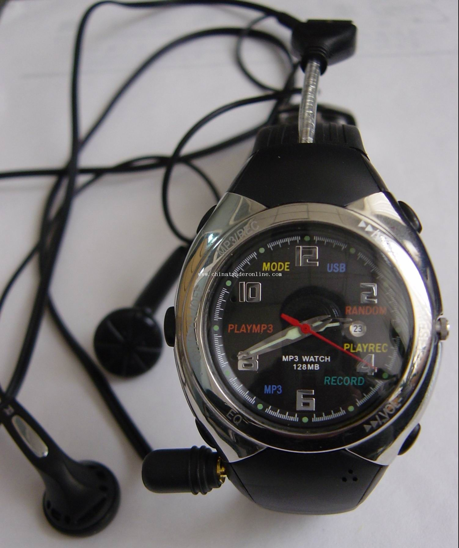 MP3 WATCH from China