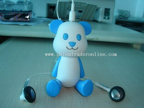 Cartoon MP3 Player