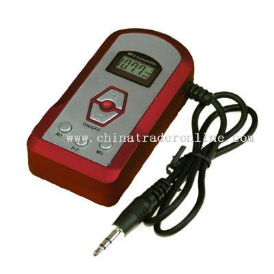 MP3 transmitter