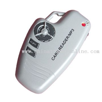Card MP3 Player