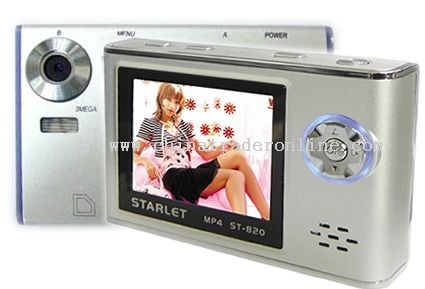 2.5TFT MP4 with 3.0M pixels digital video camera