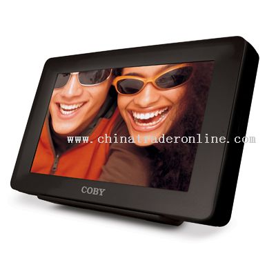 7 PORTABLE MEDIA PLAYER with 40 GB HDD and VIDEO RECORDING
