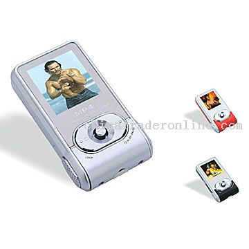 MP4 Player with FM Radio