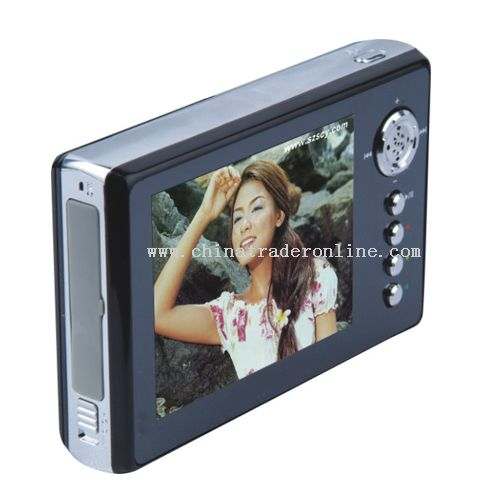MP4 Player Like Name Card