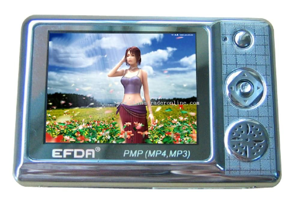 New PMP / MP4 Player With DVR / Av Out