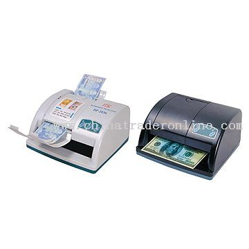 Accurate Multi-banknotes Detectors from China