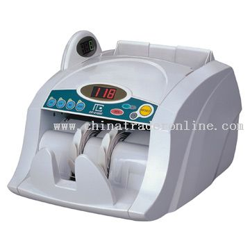 Intelligent Banknote Counter With Detector Function