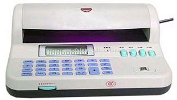 Multi function Money Detector