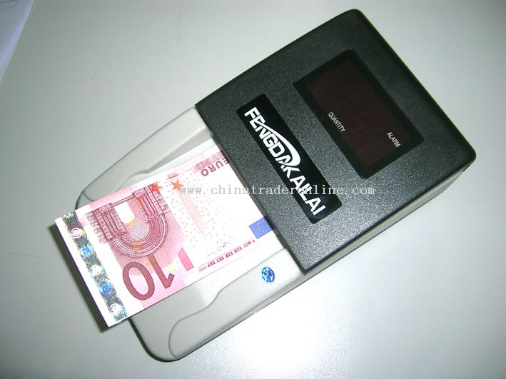 Multi function Money Detector