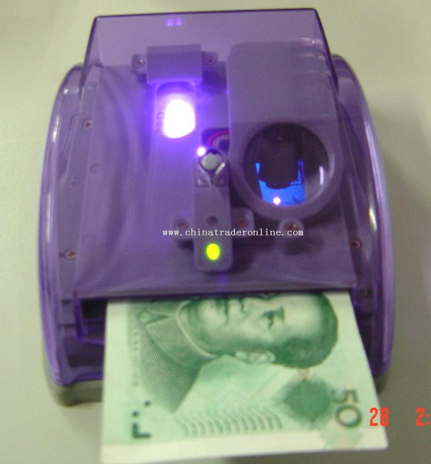 Single Function Money Detector