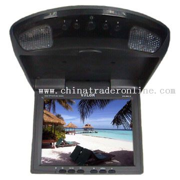 8-Inch Roof-Mounted LCD Monitor