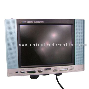 8inch TFT-LCD TV with VGA