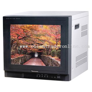 Progressive Scanning Digital Color Monitor