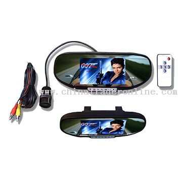 Rearview Mirror LCD Monitor