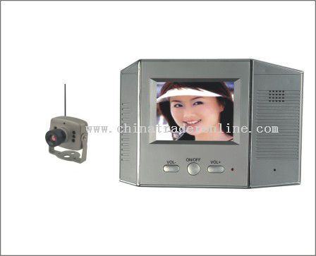 Wireless Audio/Video Transmission Monitor