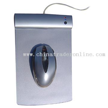 Battery Free Wireless Optical Mouse