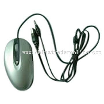 Mouse With Microphone