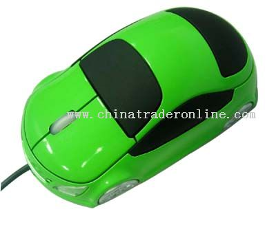 Advance optical orientation Car Shape Mouse