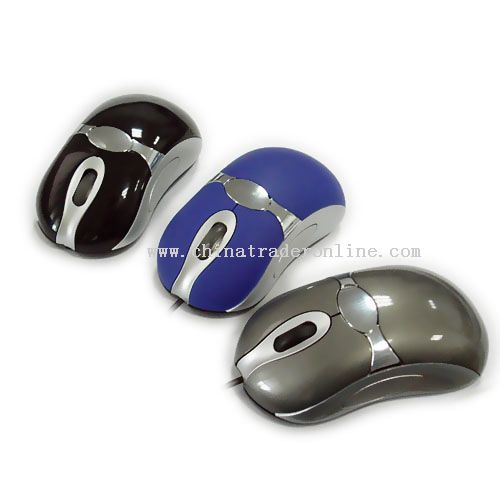 New optical mouse with  skidproof design from China