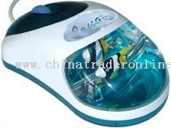 Aqua Optical mouse
