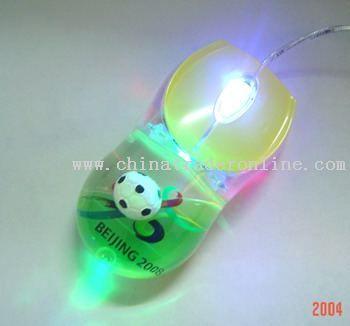 Aqua mouse