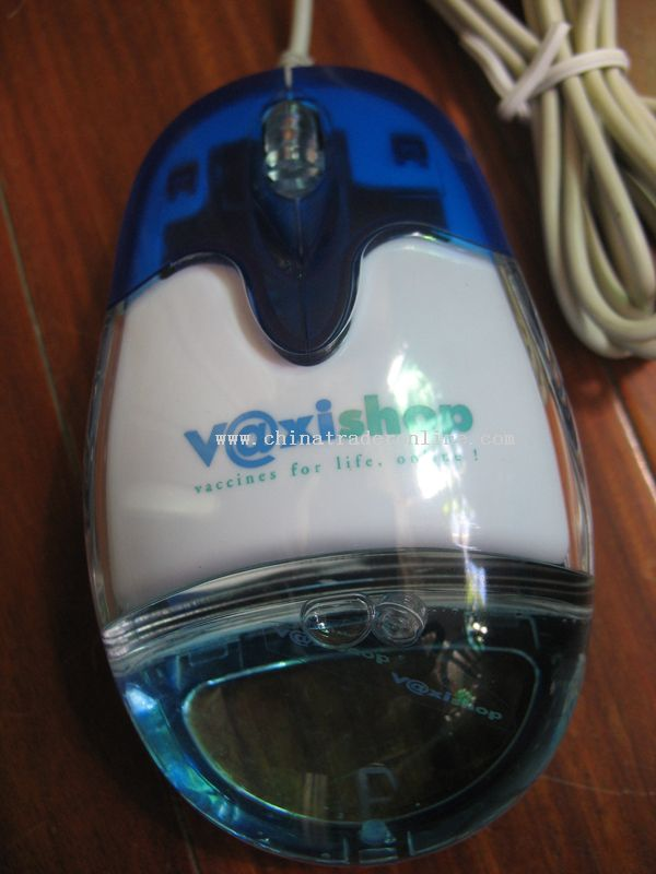 Custom Liquid Mouse