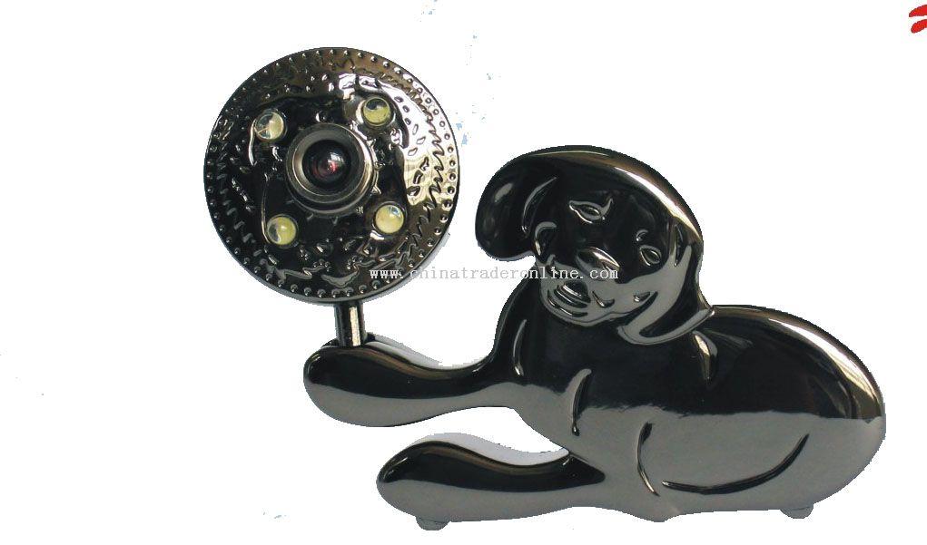 metal frame PC Camera