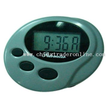 Multifunctional Pedometer
