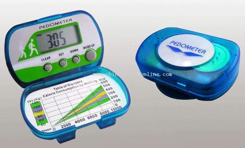 Calorie Pedometers