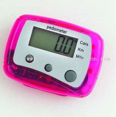 Mini Multifunction pedometer