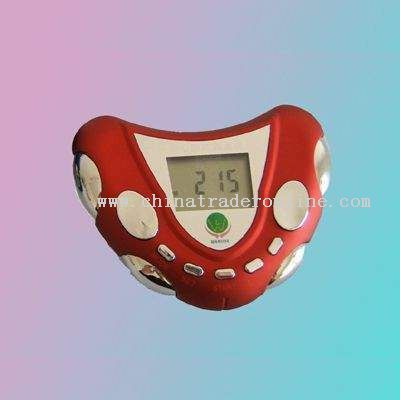 Love Heart Step Counting Tester