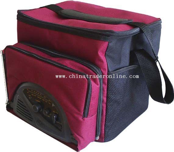 Cube Travelling Bag Radio