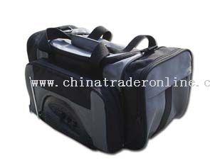 Gray Travelling bag radio