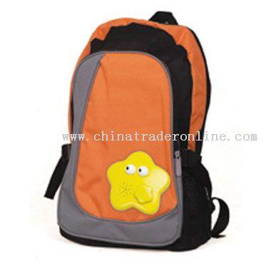 bag with radio