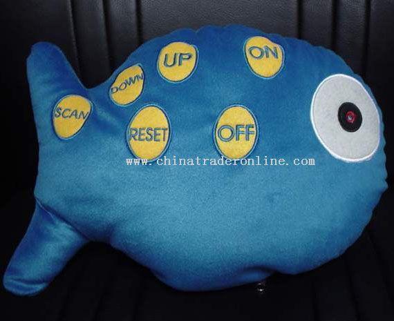 Animal Pillow Radio/ Cutie Cushion Radio