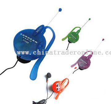Customed Mini Radio