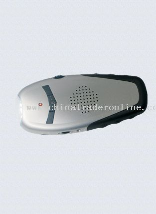 AM/FM CRANK DYNAMO FLASH LIGHT WITH RADIO