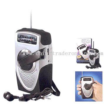 Battery Free Crank Radios